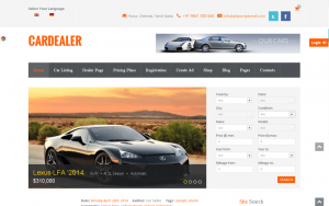 Car Buy & Sell Directory Script