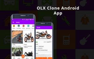 OLX Clone Android App